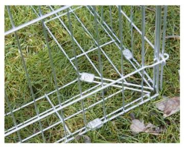 Kaninchenfreilaufgehege-Kerbl-mit-Ausbruchssperre