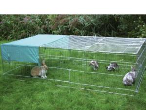 Kaninchenfreilaufgehege kaufen