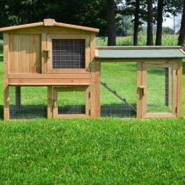 Zooprimus-Kaninchenstall Nr1