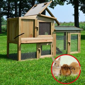 Zooprimus-Kaninchenstall-Nr1