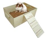Elmato Buddelkiste für Kaninchen