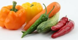 Gemüse für Kaninchen